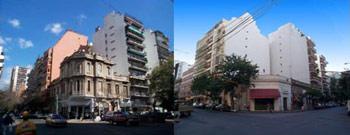 Urban codes vs. the city planning - 1