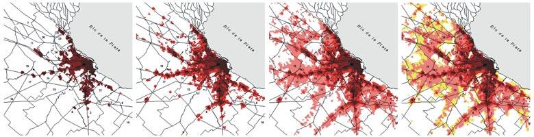 Inicio (home). Guillermo Tella, architect + urban planner.