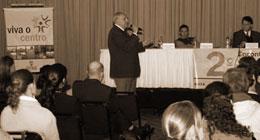 Conferencias em el II Encontro de Planejamento Estratégico; Prefeitura Municipal, Secretaria do Planejamento Municipal; Porto Alegre (Brasil)