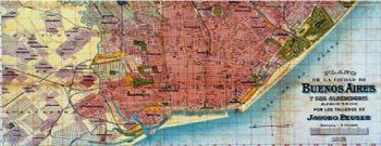 Scenary of urban zoning 3