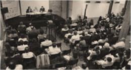 """Coordinación de Panel en el Seminario Internacional """"Medio Ambiente: Innovaciones Tecnológicas en Arquitectura"""" (Buenos Aires, Argentina)"""