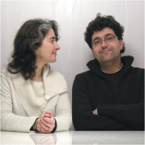 Susana Aparicio Lardies y Juan Alonso