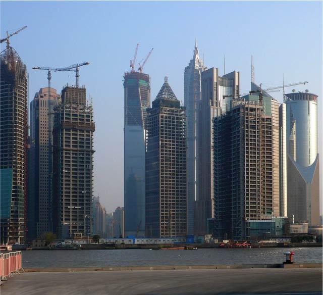 Boom de ciudades asiaticas 1