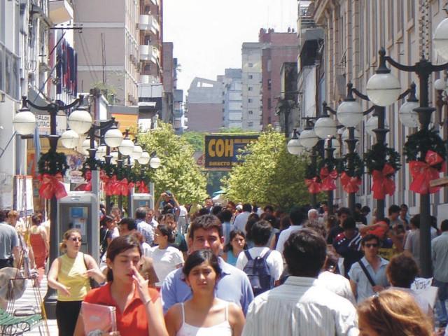 Las calles comerciales 01