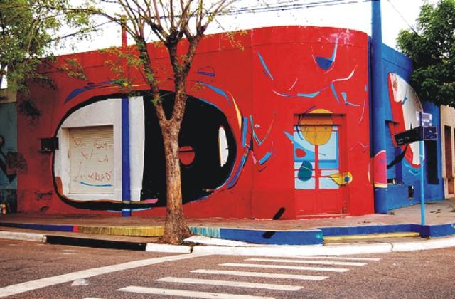 Los graffitis ganan la calle ciudad e inclusi n social guillermo tella architect urban planner