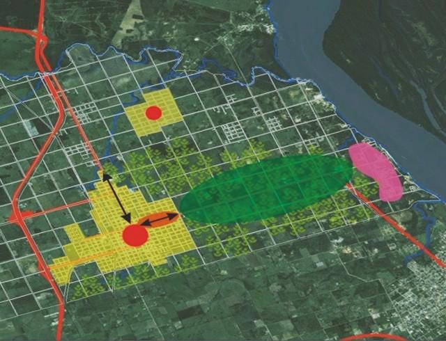 Plan para San Jose 2